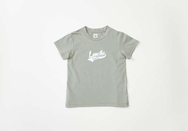 LtEロゴプリントTシャツ